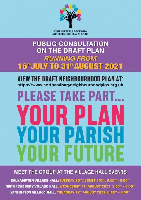Draft Plan Consultation